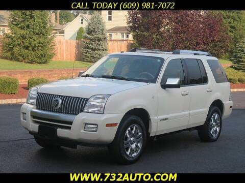 2007 Mercury Mountaineer for sale at Absolute Auto Solutions in Hamilton NJ
