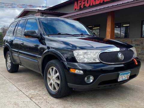 2004 Buick Rainier for sale at Affordable Auto Sales in Cambridge MN