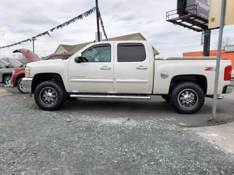 2013 Chevrolet Silverado 1500 for sale at Messick's Auto Sales in Salisbury MD