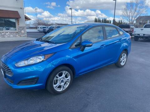 2016 Ford Fiesta for sale at Auto Image Auto Sales in Pocatello ID