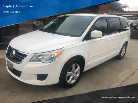 2009 Volkswagen Routan for sale at Triple J Automotive in Erwin TN