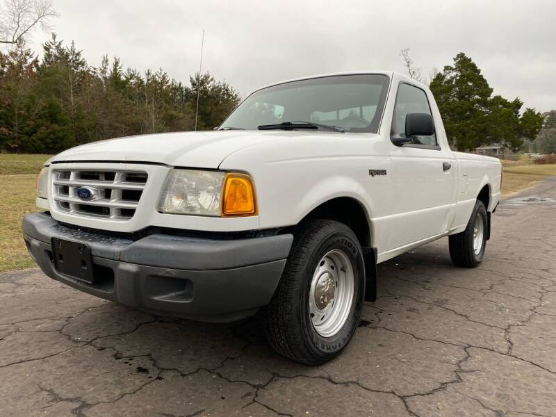 2001 Ford Ranger for sale at Russell Brothers Auto Sales in Tyler TX
