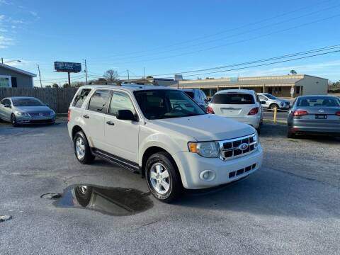 2011 Ford Escape for sale at Lucky Motors in Panama City FL