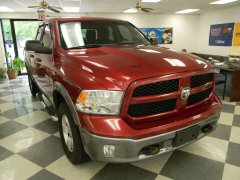 2013 RAM Ram Pickup 1500 for sale at Lindenwood Auto Center in Saint Louis MO