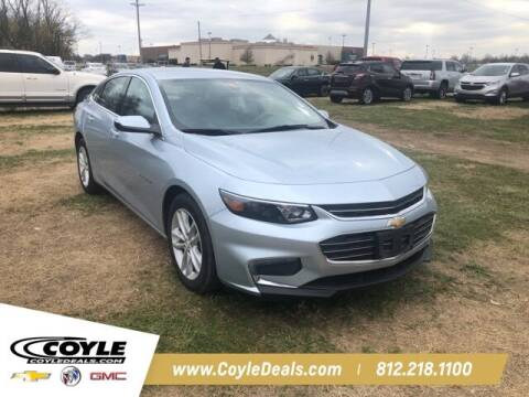 2018 Chevrolet Malibu for sale at COYLE GM - COYLE NISSAN in Clarksville IN