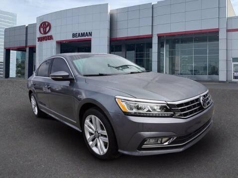 2017 Volkswagen Passat for sale at BEAMAN TOYOTA in Nashville TN