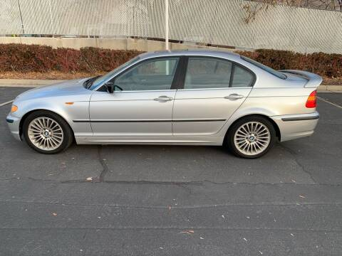 2003 BMW 3 Series for sale at BITTON'S AUTO SALES in Ogden UT