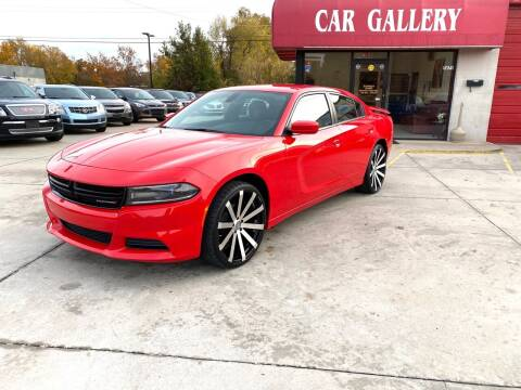 2018 Dodge Charger for sale at Car Gallery in Oklahoma City OK