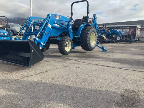 2020 LS MT225HE for sale at Hobby Tractors - New Tractors in Pleasant Grove UT