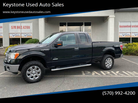 2013 Ford F-150 for sale at Keystone Used Auto Sales in Brodheadsville PA