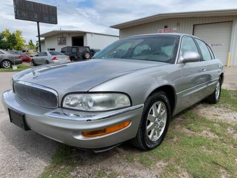 2004 Buick Park Avenue for sale at Lumpy's Auto Sales in Oklahoma City OK