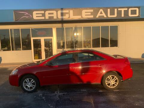 2006 Pontiac G6 for sale at Eagle Auto LLC in Green Bay WI