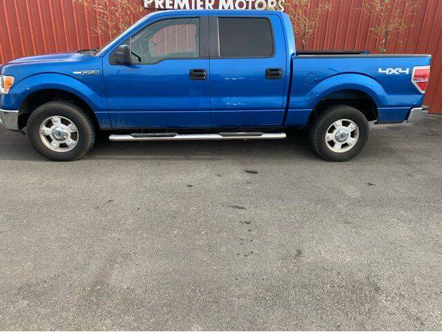 2014 Ford F-150 for sale at Premier Motors in Milton Freewater OR