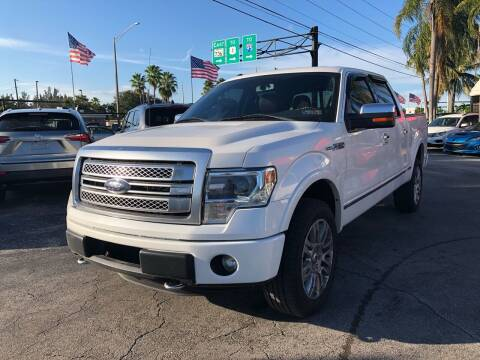 2013 Ford F-150 for sale at Gtr Motors in Fort Lauderdale FL