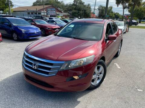 2010 Honda Accord Crosstour for sale at CHECK  AUTO INC. in Tampa FL