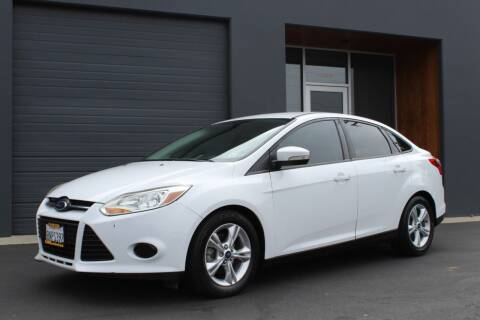 2014 Ford Focus for sale at Autos Direct in Costa Mesa CA