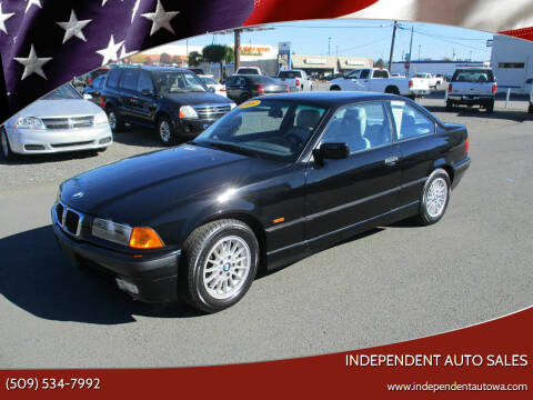 1999 BMW 3 Series for sale at Independent Auto Sales in Spokane Valley WA