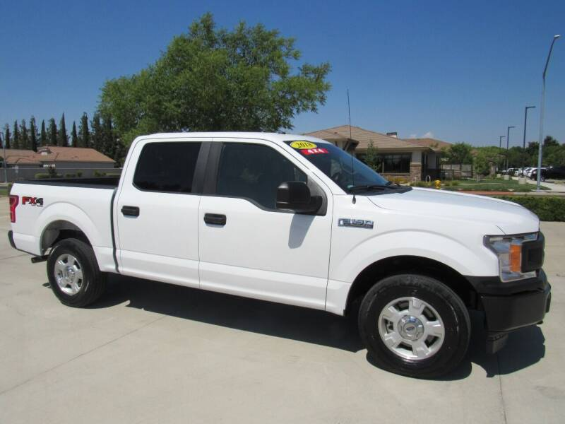 2018 Ford F-150 for sale in Oakdale, CA