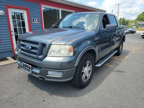 2004 Ford F-150 for sale at Top Quality Auto Sales in Westport MA