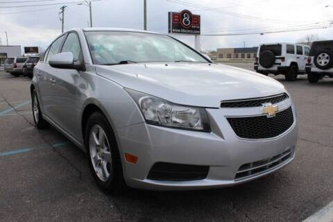 2013 Chevrolet Cruze for sale at B & B Car Co Inc. in Clinton Township MI