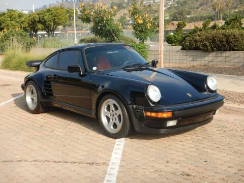 1987 Porsche 911 for sale at California Cadillac & Collectibles in Los Angeles CA
