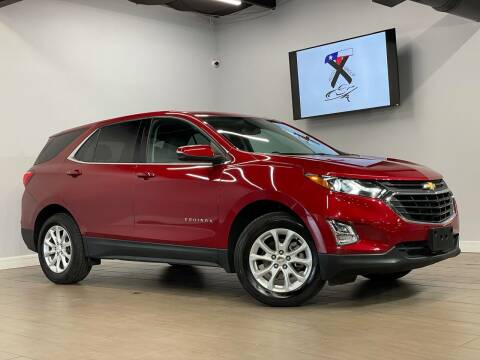 2019 Chevrolet Equinox for sale at TX Auto Group in Houston TX