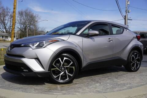 2019 Toyota C-HR for sale at Platinum Motors LLC in Heath OH