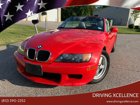1999 BMW Z3 for sale at Driving Xcellence in Jeffersonville IN