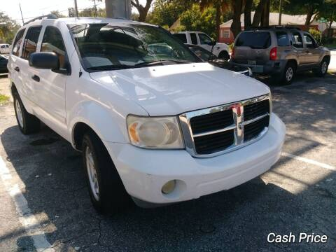2009 Dodge Durango for sale at U-Safe Auto Sales in Deland FL