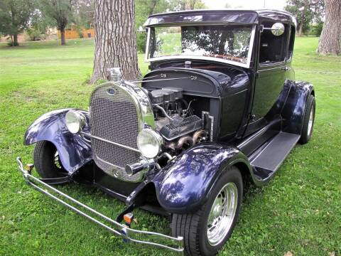 1929 Ford Model A for sale at Street Dreamz in Denver CO