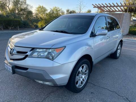 2008 Acura MDX for sale at MSR Auto Inc in San Diego CA