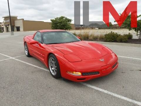 1998 Chevrolet Corvette for sale at INDY LUXURY MOTORSPORTS in Fishers IN
