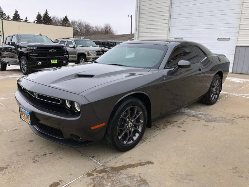 2018 Dodge Challenger for sale at AUTO PRO in Brookings SD