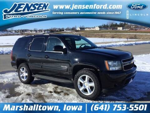 2011 Chevrolet Tahoe for sale at JENSEN FORD LINCOLN MERCURY in Marshalltown IA