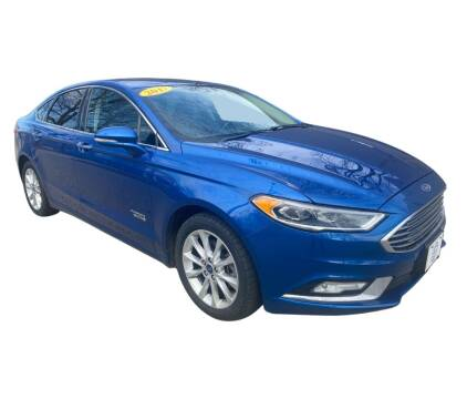 2017 Ford Fusion Energi for sale at Averys Auto Group in Lapeer MI