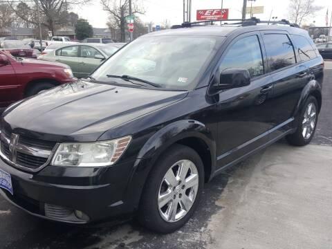 2010 Dodge Journey for sale at Premier Auto Sales Inc. in Newport News VA
