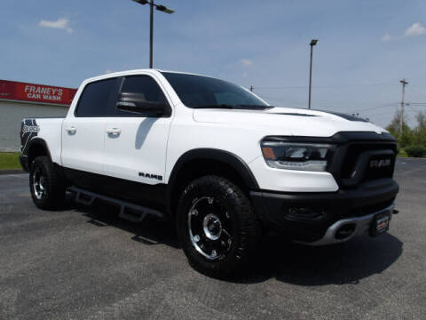 2020 RAM Ram Pickup 1500 for sale at TAPP MOTORS INC in Owensboro KY