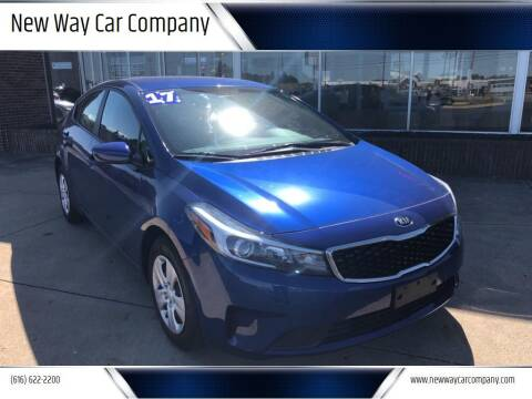 2017 Kia Forte for sale at New Way Car Company in Grand Rapids MI