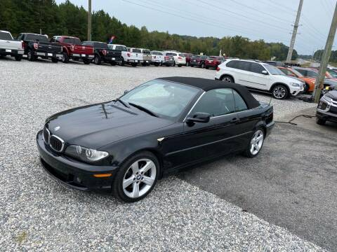 2004 BMW 3 Series for sale at Billy Ballew Motorsports in Dawsonville GA