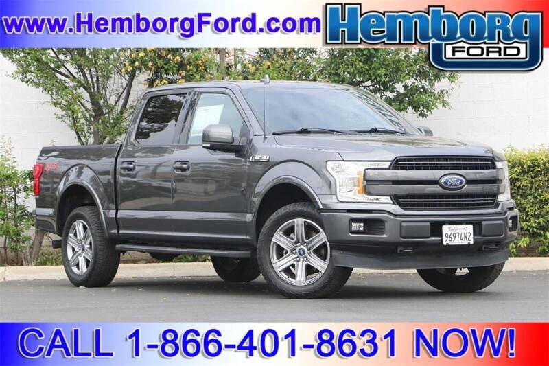 2018 Ford F-150 for sale in Norco, CA