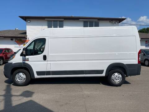 2017 RAM ProMaster Cargo for sale at Twin City Motors in Grand Forks ND