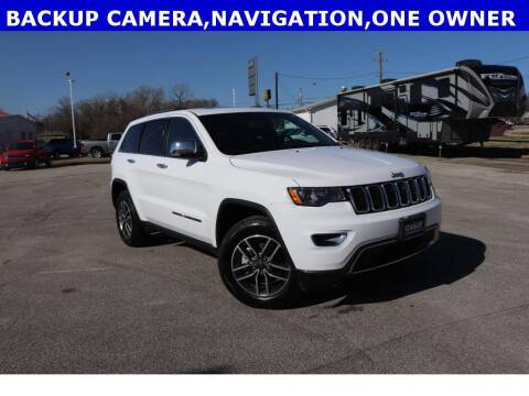 2020 Jeep Grand Cherokee for sale at Stanley Ford Gilmer in Gilmer TX