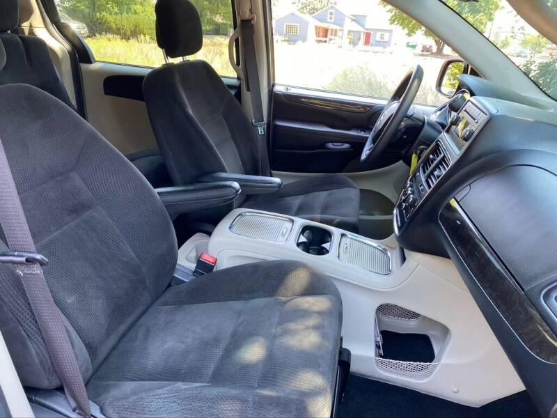 2016 Dodge Grand Caravan SXT 4dr Mini-Van - Bend OR