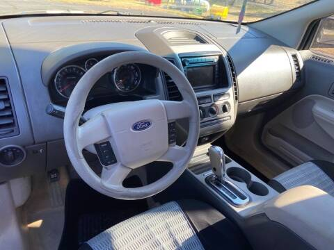 2008 Ford Edge for sale at COUNTRYSIDE MOTORS in Opelika AL
