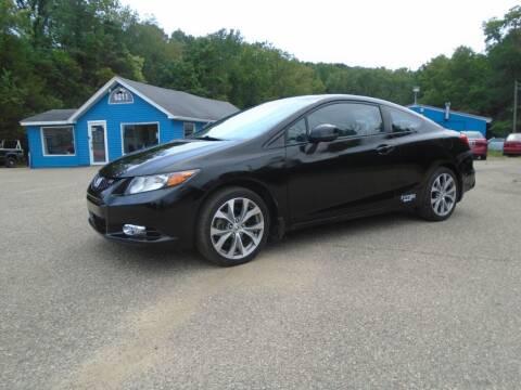 2012 Honda Civic for sale at Michigan Auto Sales in Kalamazoo MI