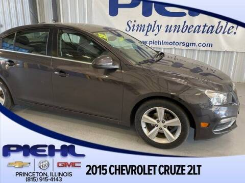 2015 Chevrolet Cruze for sale at Piehl Motors - PIEHL Chevrolet Buick Cadillac in Princeton IL