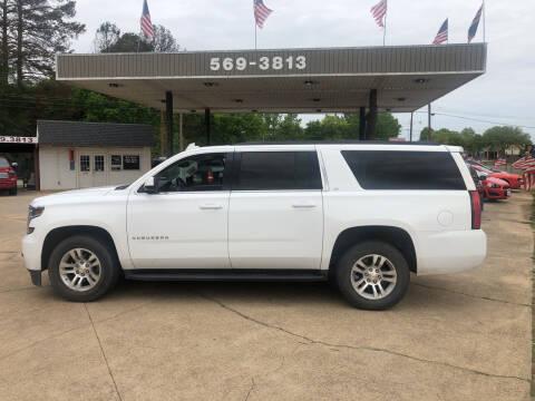 2016 Chevrolet Suburban for sale at BOB SMITH AUTO SALES in Mineola TX
