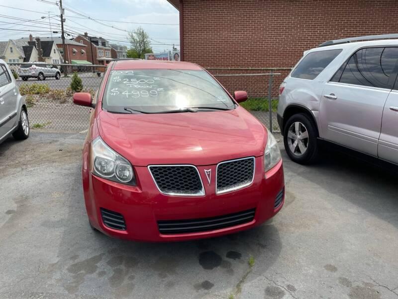 2009 Pontiac Vibe for sale at Chambers Auto Sales LLC in Trenton NJ