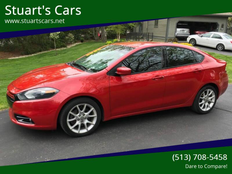 2013 Dodge Dart for sale at Stuart's Cars in Cincinnati OH