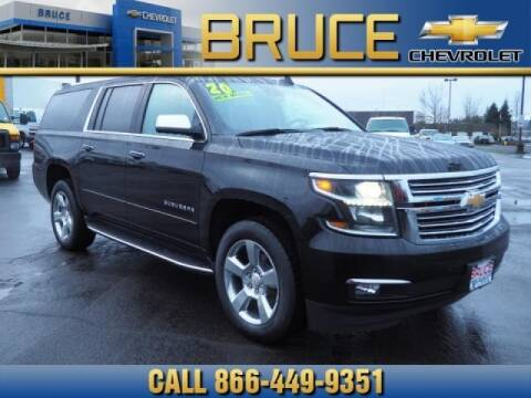 2020 Chevrolet Suburban for sale at Medium Duty Trucks at Bruce Chevrolet in Hillsboro OR